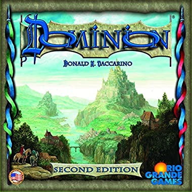 Dominion: 2nd Edition Board Game