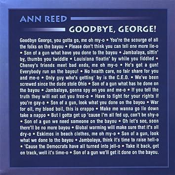 Goodbye George
