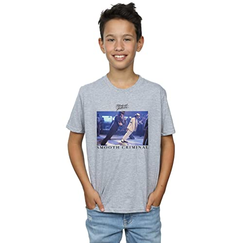 Michael Jackson Boys Smooth Criminal Lean T-Shirt