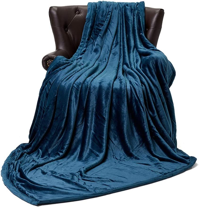 ZHUANYIYI Flannel Oversized Blanket 70% Ranking TOP12 OFF Outlet Double Thicken Bed Sheet Han