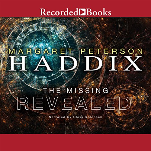 Revealed audiobook cover art