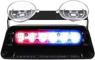 Whelen Spitfire ION Super-LED Dash Light - Red/Blue Split