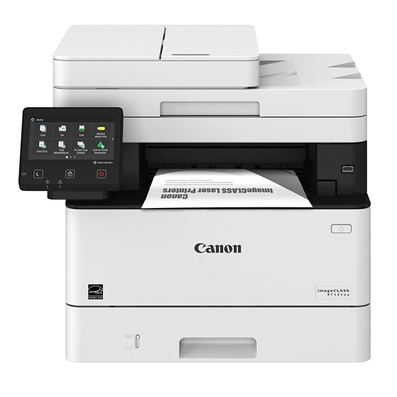Canon imageCLASS MF424dw Monochrome Printer with Scanner Copier & Fax
