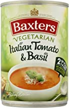Baxters Vegetarian Italian Tomato with Basil Soup (400g)