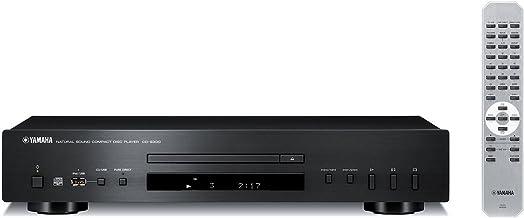 Yamaha CD-S300BL Natural Sound CD Player