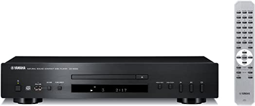 Yamaha CD-S300BL Natural Sound CD Player