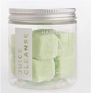Harper+Ari Juice Cleanse Exfoliating Sugar Cubes 4 Oz.