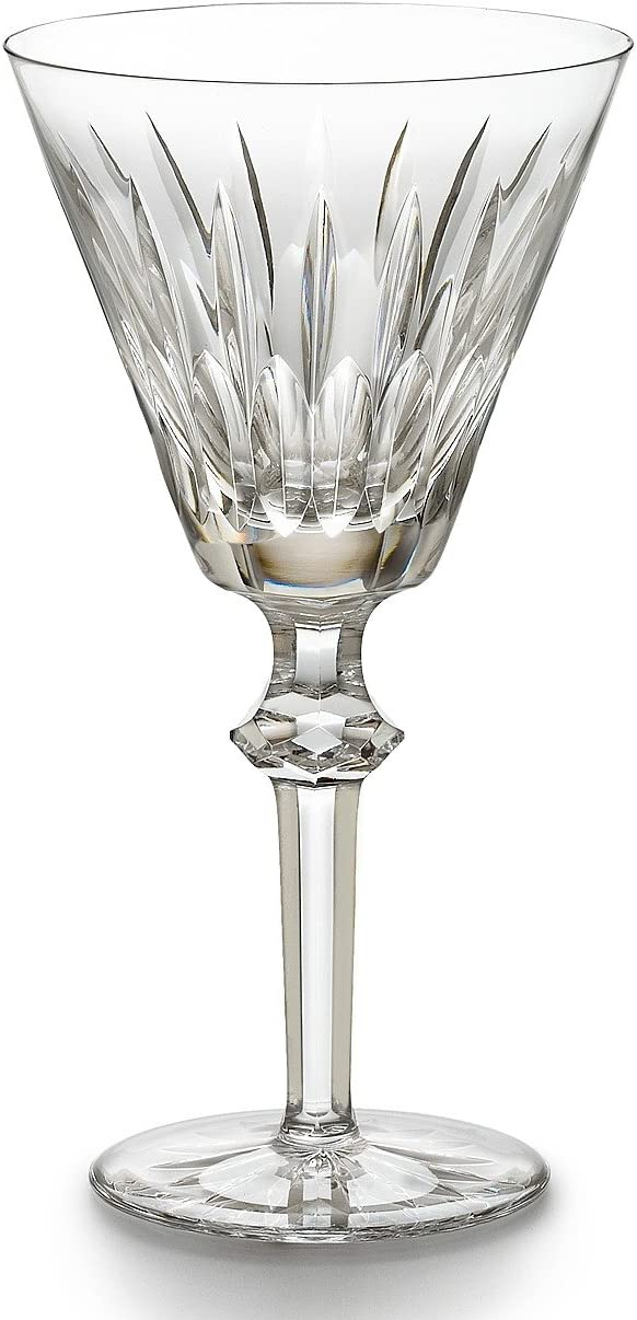 5 ☆ very popular Waterford Max 42% OFF Crystal Shandon CLARET