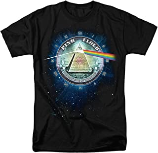Pink Floyd The Dark Side of The Moon T Shirt & Stickers