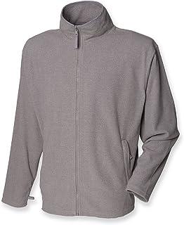 Henbury Men's Micro Fleece Jacket