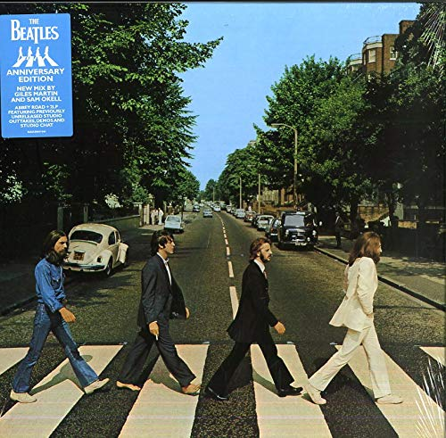 Abbey Road (50th Anniversary) Deluxe [VINYL]