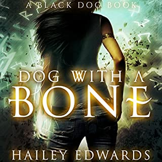 Dog with a Bone audiobook cover art