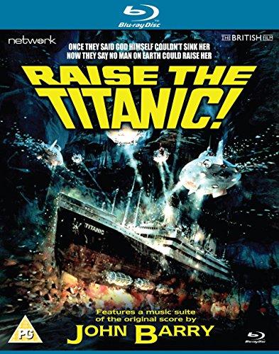 Raise the Titanic [Blu-ray] [UK Import]