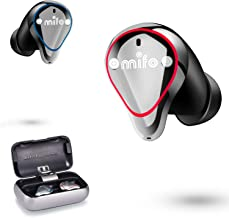 Wireless Earbuds,Mifo O5,Latest 5.0 Wireless BluetoothHeadphones, Unit Full Frequency HiFi, 3D Stereo Sound,O5 Waterproof Headphones, Noise Cancelling Earbuds Sports (Profession)