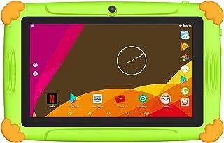 Tablet per Bambini 7 Pollici Con WiFi 2GB RAM 32GB ROM Android Quad Core Supporto Youtube Netflix Google Play 1 a 7 Anni E...
