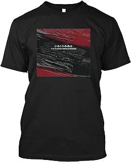 The Blanck Mass Sessions-Editors T-shirt Customized Handmade