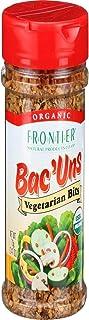 Frontier Vegetarian Bits Bac'uns, 2.8 oz. Jar