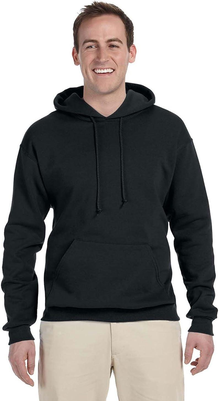 Jerzees Mens Tall 8 Oz 50/50 NuBlend Fleece Pullover Hood (996MT)