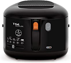 T-fal FF1628 Filtra One 1600-Watt Cool Touch Exterior 2.1-Liter Oil Capacity Electric Deep Fryer, 2.65-Pound, Black