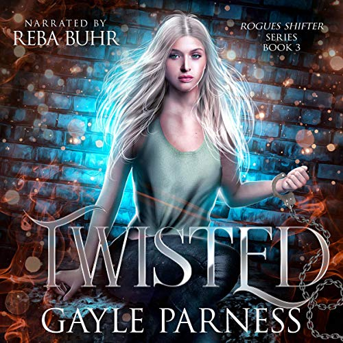 Twisted Audiobook By Gayle Parness cover art