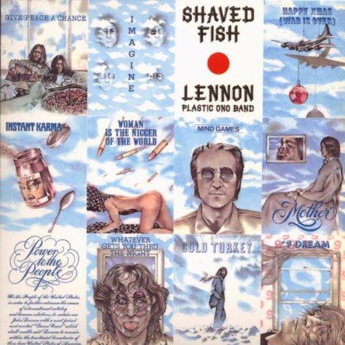 ジョン・レノンの軌跡(Shaved Fish)
