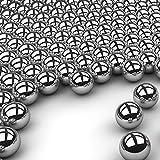 Ten 1' Inch Chrome Steel Bearing Balls G25