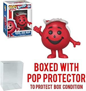 Pop! Ad Icons: Kool-Aid - Kool-Aid Man Pop! Vinyl Figure (Includes Compatible Pop Box Protector Case)