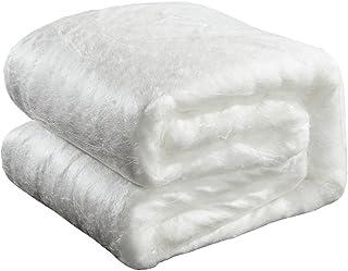 lsharon Poids toute season 100% soie naturelle de mûrier garni; Parure de lit avec 2–4TOG, Soie, 2...