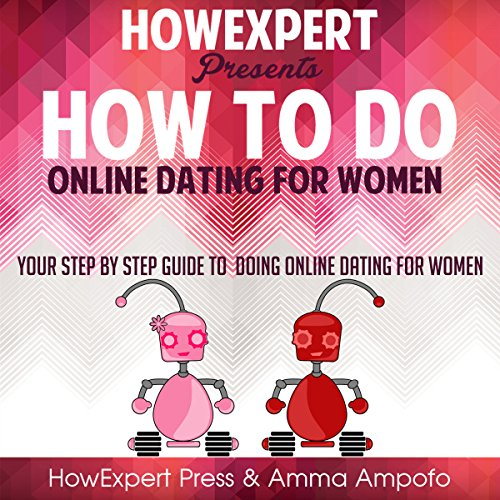 How to Do Online Dating for Women audiobook cover art