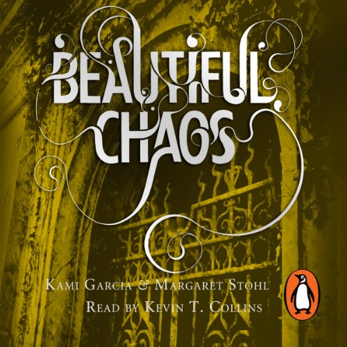 Beautiful Chaos audiobook cover art