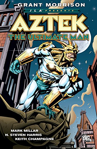 JLA Presents: Aztek: The Ultimate Man (Aztek: The Ultimate Man (1996-1997))