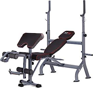 FITFIU Fitness BP-20 -Banco de Musculacion Press de Banca