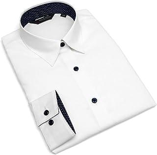 ブリックハウス シャツ ブラウス 長袖 形態安定 レギュラー衿 透け防止 レディース ウィメンズ BL019300AB14R1S-90