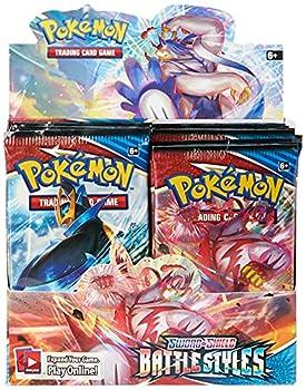 Pokemon TCG  Sword & Shield Battle Styles Booster Box