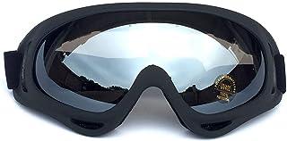154d4f3eb4 Epinki Adulto TPU+PC Gafas de Motocicleta Control de la Arena Gafas de  Bicicleta Gafas