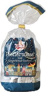 Wicklein Pfeffernusse Iced Gingerbread Cookies 7oz