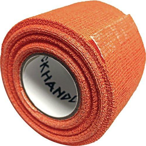 STICK HANDLER Popularity Seasonal Wrap Introduction Drumstick Tape Orange Grip