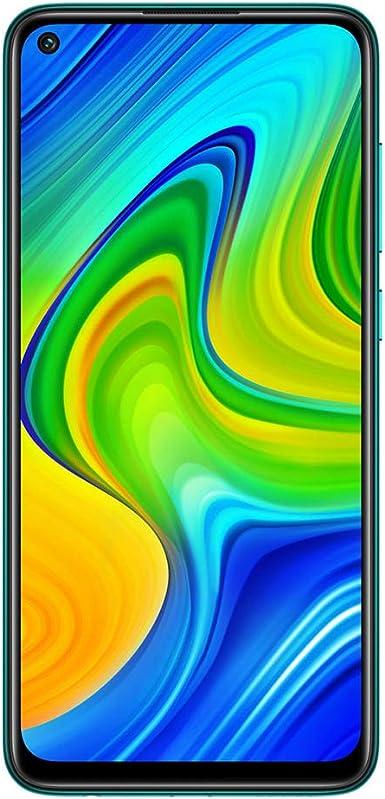Xiaomi Rougemi Note 9 Smartphone 4 Gb 128 Gb Verde Verde Bosque Amazon Com