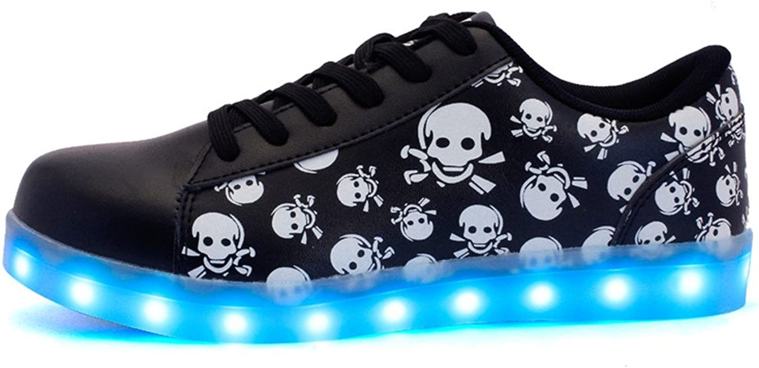 Jedi fight back Men Women Fashion LED shoes Unisex Recharge USB Light Sneakers