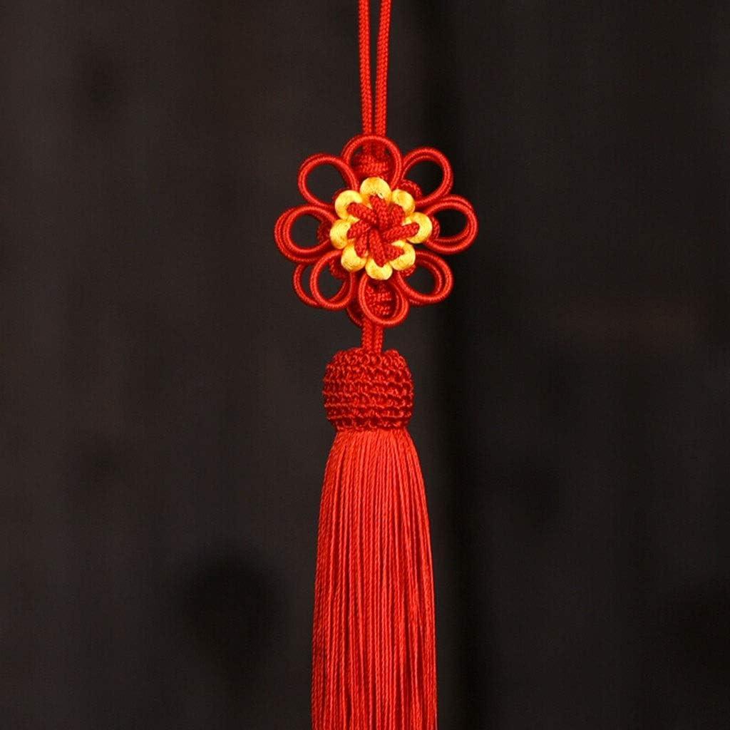 NYKK Ornamental Knot Tassel Ranking TOP18 High-end Chin Fine Easy-to-use Handmade Knitting