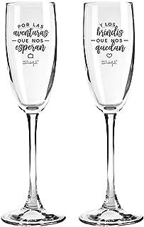 Mr. Wonderful Dos copas para parejas que se quieren con locura