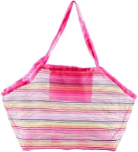 Mesh Beach Bag Extra Large Beach Bags Oxford Cloth Bag, Quick Dry Waterproof Shower Tote Bag, For Holding Beach Toys Marke...