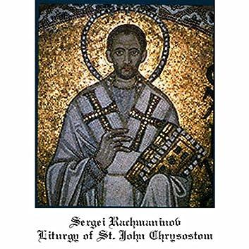 Rachmaninov: Liturgy of St. Chrysostom, Op. 31