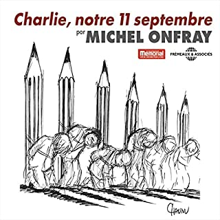 Couverture de Charlie, notre 11 septembre