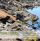 Detector De Metales Dorado Detector De Metales Md-3030,Detector De Metales Dorado Subterráneo Ferroso Y No Ferroso