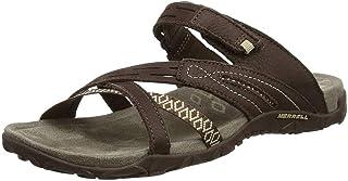 ميريل حذاء سلايدز للنساء , بني