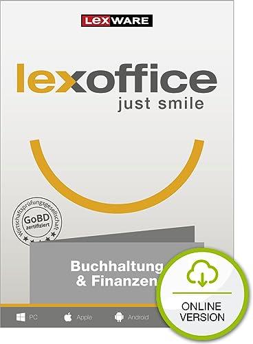 LexOffice Buchhaltung + Finanzen - Jahreslizenz [Online Code]