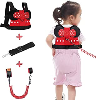 Pulusi Baby Walker Kleinkind Gehhilfe Handheld Stand Up and Walking Learning Belt Kids Safety Breathable Walking Harness for Baby 6-36 Monate