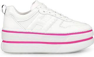 bas prix 534b6 3847a Amazon.fr : Hogan - Baskets mode / Chaussures femme ...