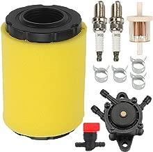 796031 Air Filter for Briggs & Stratton 591334 594201 590825 797704 31A507 31A607 31A677 31A707 31A807 John Deere MIU14395 GY21435 Toro w 491922 Fuel Pump